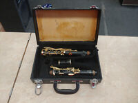 Backun Alpha Clarinet Synthetic For Parts Or Repair