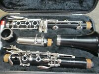 Nice Yamaha YCL-20 Bb Clarinet, Cleaned, New Pads, Plays Well,  WHY RENT?