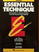 NEW Essential Technique Method Books - Many Instruments! Great Deal!