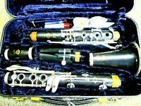 Excellent Selmer-Paris Series 10S Wood Bb Clarinet, Choice of Pro Jazz Players!