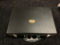 Yamaha Double Case for A & Bb Clarinets – Pristine!