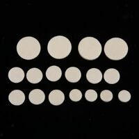 17pcs Eb Clarinet Pads Kit Set for Woodwind Replacement Parts