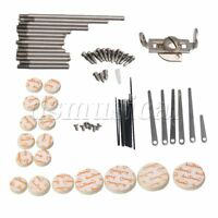 Clarinet Repairing Kit Reed Key Shaft Finger Fixed Screw Reed Pin Type A