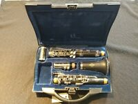 Buffet B12 Clarinet with Hardcase