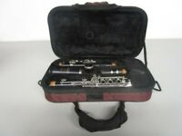 SELMER BUNDY RESONITE CLARINET WITH SOFT CASE (MB1018999)