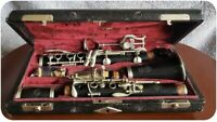 Vintage Bb clarinet - 1936 SELMER BT with case - collector's item