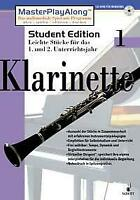Student Edition Classical Clarinet Learn to Play Beginner MUSIC CD Only