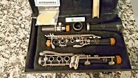 Vito Reso-Tone 3 clarinet - Just overhauled - Ready for you to enjoy