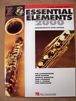 ESSENTIAL TECHNIQUE 2000 FOR Bb BASS CLARINET BOOK 2 CD INCLUDED