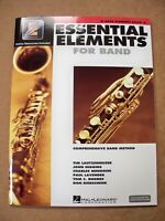 ESSENTIAL TECHNIQUE FOR BAND FOR Bb BASS CLARINET BOOK 2
