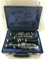Bundy Resonite, the Selmer Co. USA, B flat Clarinet, with Hard Case