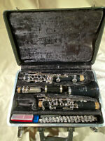 Selmer Bundy Resonite Clarinet With Hard Case~Used