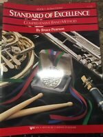 Standard of Excellence Comprehensive Band Method Book 1 for Bass Clarinet