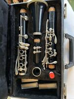 Buffet Crampon Evette Model (=B12) Clarinet with Case - Made in Germany