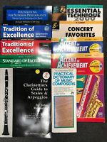 TRADITION of EXCELLENCE Accent on Achievement ESSENTIAL TECHNIQUE Clarinet Book