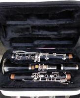 All tampon exchanged - Uffet Crampon Bb Clarinet E11 w/ligature mouthpiece yo03
