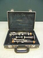 Buffet Crampon Evette Master Model Clarinet with Case (MB1027677)