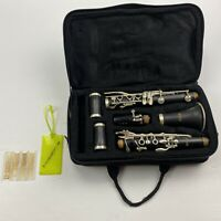 Conn-Selmer CL711 Prelude Student Clarinet Back Pack Case Reeds Tested
