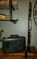 Yamaha YCL-450N Black Wood Clarinet with Case