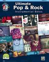 Ultimate Pop and Rock Instrumental Solos for Strings