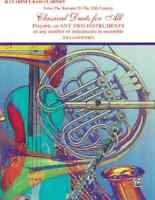 Classical Duets for All: From the Baroque to the 20th Century