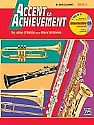 Alfred Publishing Co. 0018260 Accent On Achievement Volume 2 Bass Clarinet