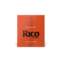 D'ADDARIO RICO REEDS - BOX 10 (Assorted Instruments/Strengths)