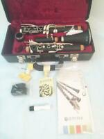 Jupiter Student Clarinet-NOS New Old Stock-Model JCL-710-Perfect Condition-Save!