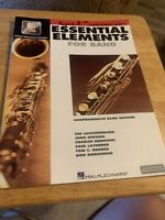 Essential Elements For Band: Bb Bass Clarinet Book 2 (Paperback)