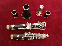 Excellent Clarinet G key Ebony Good Material Good Sound Band