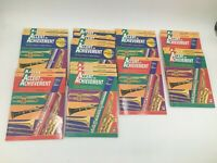 Lot of 18 Accent on Achievement Music Books New Old Stock Oboe Sax Clarinet