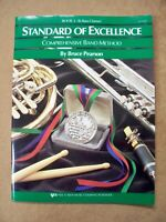 STANDARD OF EXCELLENCE COMPREHENSIVE BAND METHOD FOR Bb BASS CLARINET