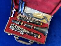 PreOwned MAGENTA WINDS (BUFFET B12) Clarinet in Bb - Repadded PERFECT ShipsFREE