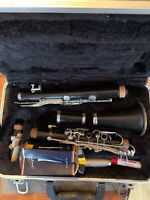 Accent Student Clarinet CL522P with Case