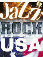JAZZ ROCK IN THE USA FOR CLARINET MUSIC BOOK/CD INSTRUMENTAL PLAY-ALONG NEW SALE