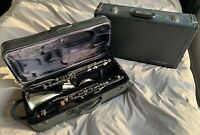 Vintage 1980's Selmer Model 33 C-Series Low Eb Bass Clarinet -Overhauled +EXTRAS