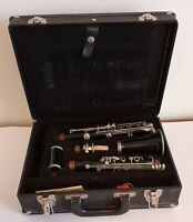 Buffet Crampon B12 Student Clarinet with Hard Case