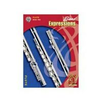 Alfred Band Expressions Book Two Student Edition for Flute (Book and CD)