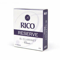 Rico RCT1040 Reserve Classic #4 - Box of 10