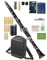 Buffet Crampon E11 B Clarinet BC2501-2-0J Standard Package Case Set From Japan