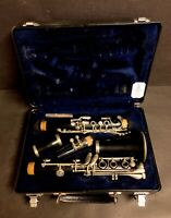 Vintage SELMER Student Model CLARINET & Carrying Case - Nice!