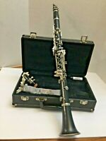 Artley 18-S Student Clarinet with Hard Shell Case - Untested Made in the USA!
