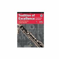 KJOS W61CLB Tradition of Excellence - Book 1 - Bass Clarinet