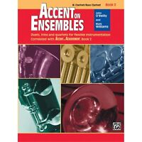 Accent on Ensembles, Book 2 - By John O'Reilly and Mark Williams