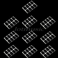10 Sets Soprano Clarinet Mouthpiece Patches Pads Cushions 0.8mm Bb pads