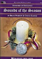 Bb Clarinet/Bb Bass Clarinet Sounds of the Season (Standard of Excellence) 15 sg