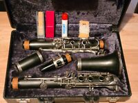 Armstrong Bb CLARINET w/ student package / Ready to Play!