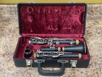 JUPITER JCL 700 CLARINET GREAT USED CONDITION WITH JUPITER CASING