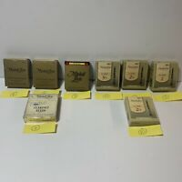 Lot 56 Mitchell Lurie Bb Clarinet Reeds 2 2 1/2 3 1/2 4 1/2 5 5 1/2 Rico