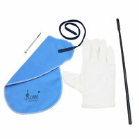 Instrument Maintenance Cleaning Care Kit Set for Saxophone Clarinet Flute Q6F1